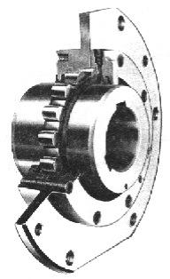 Wire Drum Coupling